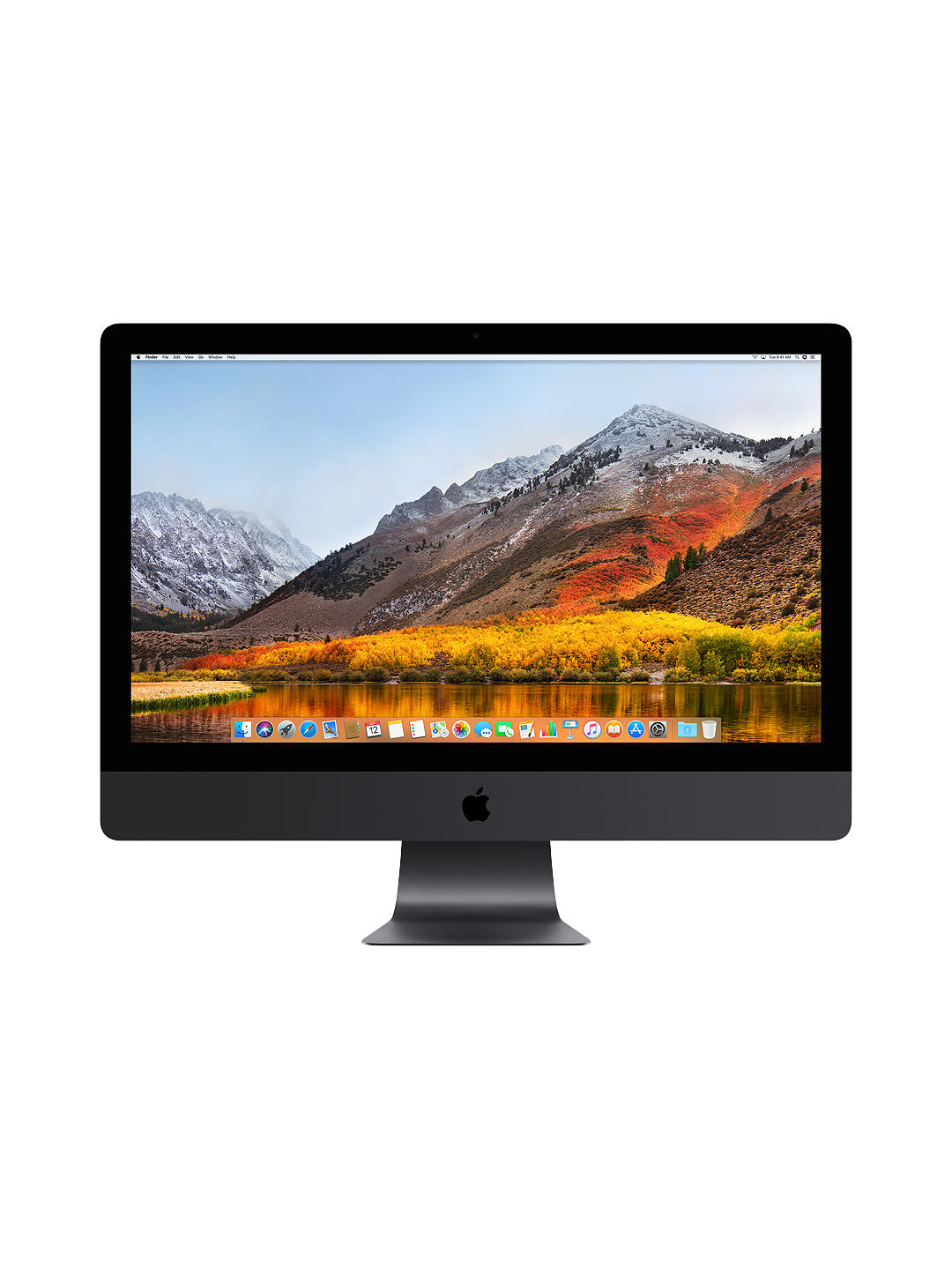 "Apple iMac Pro 27"" - 8-Core i5 3.0GHz, 128Gb RAM, 1Tb SSD, Radeon Pro Vega 64 with with 16GB Image"