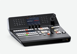 Blackmagic Design ATEM 1 M/E Advanced Panel Image