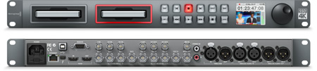 Blackmagic Design HyperDeck Studio Pro Image