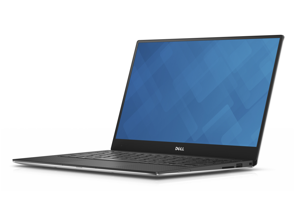 Dell XPS 13 QHD Touchscreen Notebook (Intel Core i7-7500U, 8 GB RAM, 256 GB SSD, Windows 10) Image