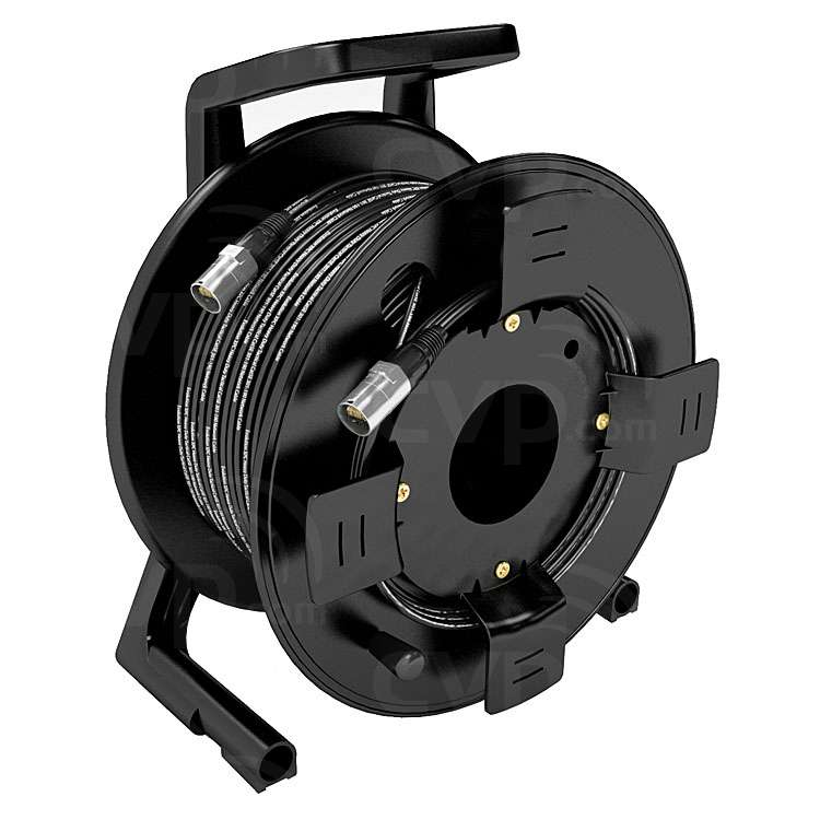 Drum mounted Ethercon tactical CAT5E cable 65m Image