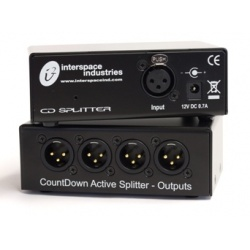 Interspace Industries CD Splitter Image