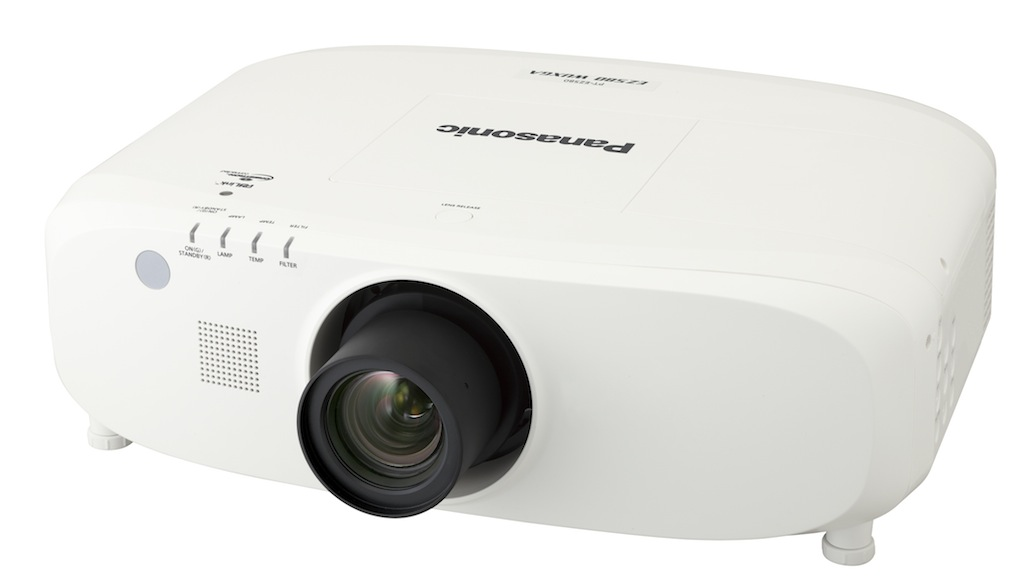 Panasonic PT-EZ580U 5400 lumen WUXGA Projector Image