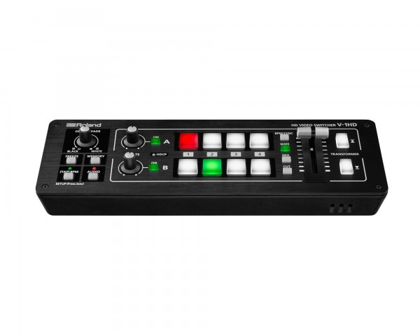 Roland V1HD Compact HD Video Switcher 4 HDMI i/p / 2 HDMI o/p Image