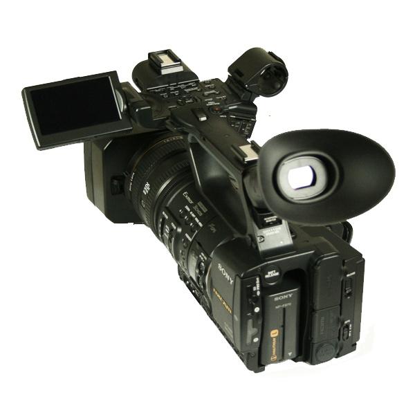 Sony HXR NX5 Camera Image