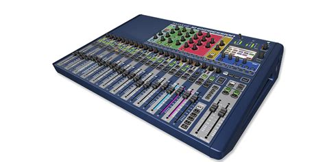 Soundcraft Si Expression 2 24Ch Digital Live Sound Mixer Image